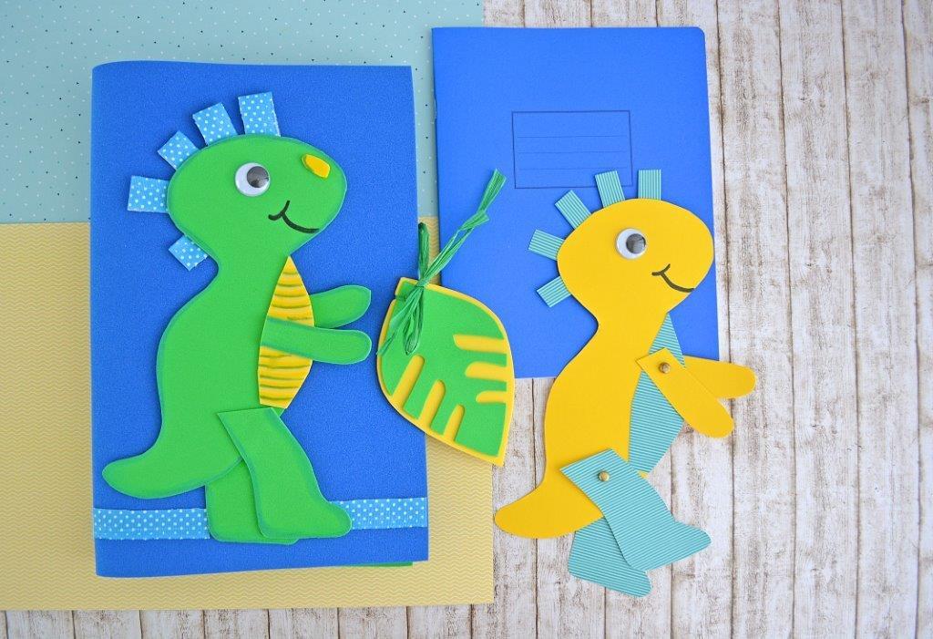 Crea con noi - La mappetta dinosauro