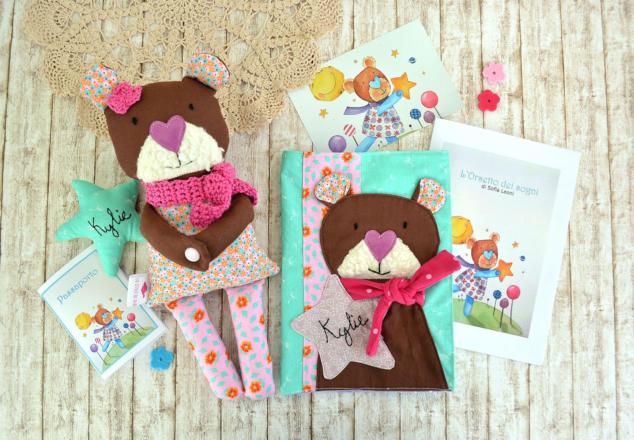 I nuovi set nascita degli orsetti dei sogni