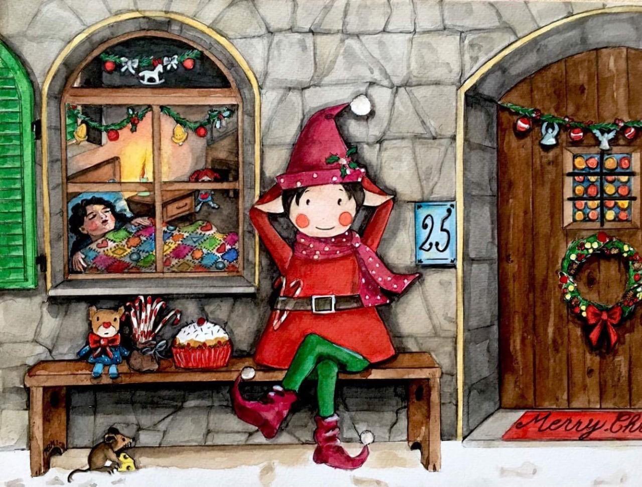 disegno-elfo
